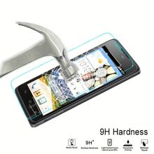 Guangzhou Manufacturer Mobile Phone 9H Tempered Glass Screen Protector for Asus Pegasus 2 Plus