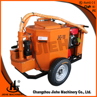 JHG-100 hot selling concrete joint sealing machine, crack sealing machine, crack filler
