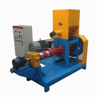 Floating Fish Feed Pellet Extruding Making Machine, animal feed pellet making machine, poultry pellet feed machine