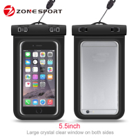 Cell phone case pvc waterproof bag for Iphone 6 plus, for iphone 6/ waterproof swimming bag/waterproof cosmetic bag