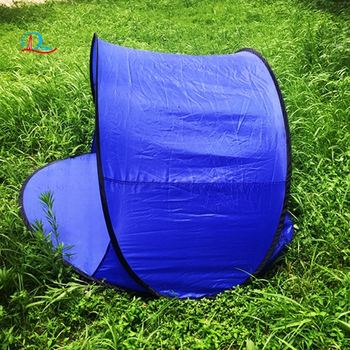 Auto easy up Lightweight Beach Tent For Sun Shelter