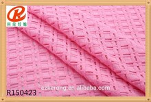 best price Macrame lace fabric for lady clothes with cheap XY-9064D