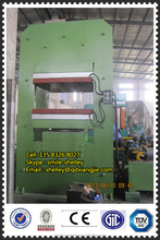 rubber gasket making machine/gasket molding press/hydraulic rubber gasket press