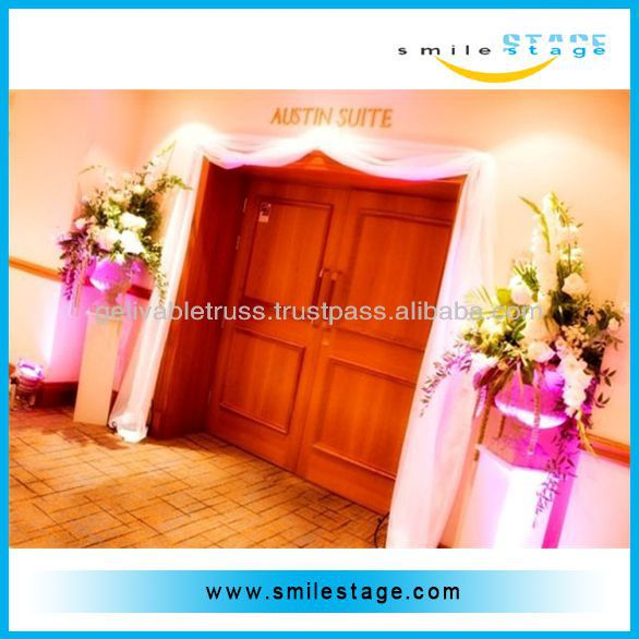 wall drapes for party for stage drapery/ curtains