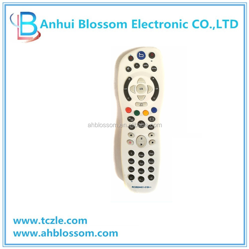 Factory IR universal RC262440-01B++ Tv remote control codes