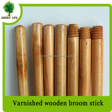 wooden handles for hand tools with italian screw with best quality