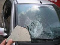 automotive laminated safety glass film