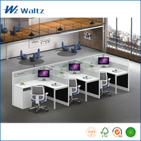 2015 new product Cheap wooden office partition used