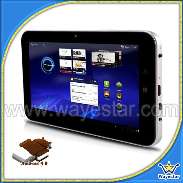 Android 4.0 HDMI 7 Tablet PC Mid