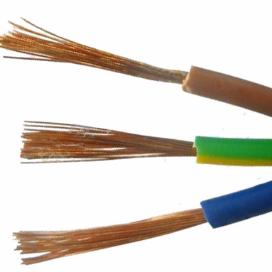 China hot selling <strong>H05VV</strong>-<strong>F</strong> Flexible PVC Insulated 3x1mm2 Power <strong>Cable</strong>