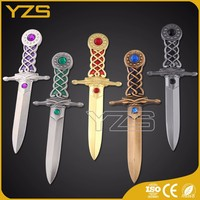 custom metal different swords made in China