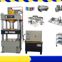 TOP hydraulic press stainless steel utensils manufacturing machine