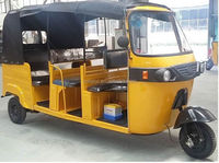 motorized 4 stroke three wheeler three wheeler passenger tricycle for sale in Brazil