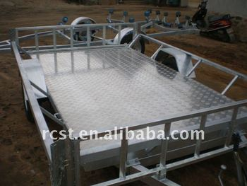 multi-purpose transpoter trailer