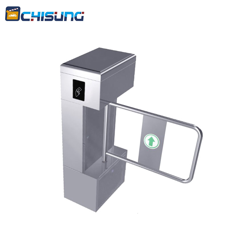 Best Quality Custom remote control single arm swing gate