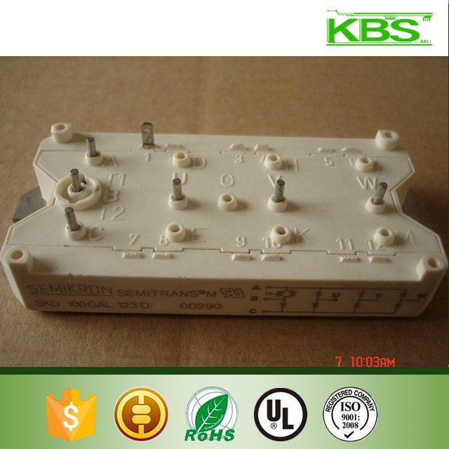 SEMIKRON electro plating rectifiers for sale SKD100GAL123D
