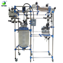 vacuum 200L batch a jacketed filter reactor system for chemical synthesis of a solid precipitate