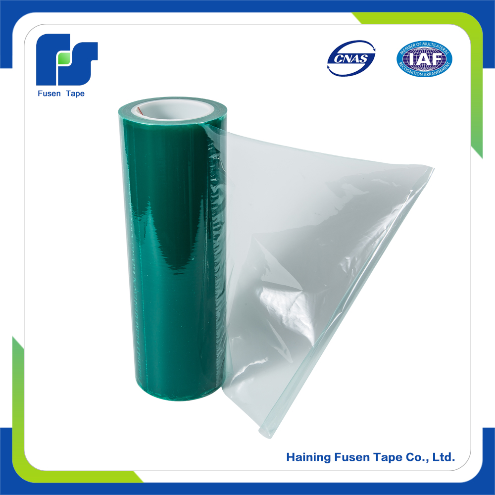 Wholesale hard floor surface protection film rolled