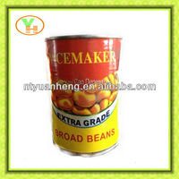 400g canned broad beans for africa market