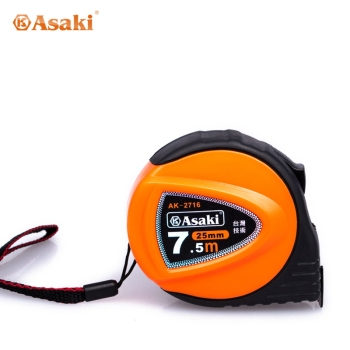 AK-2710 hot selling durable steel measuring tape