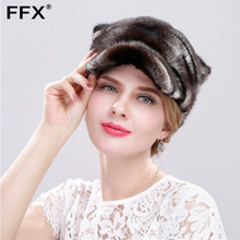 FFX Brand Fashion Adult and Teens Plush Cat Ears Long Fur Animal Hats Cute