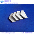 Rich Stocks Tungsten Carbide Brazing Tips Cutter in China