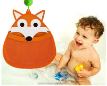 Kids Baby Bath Tub Organizer Large hanging toy storage bag