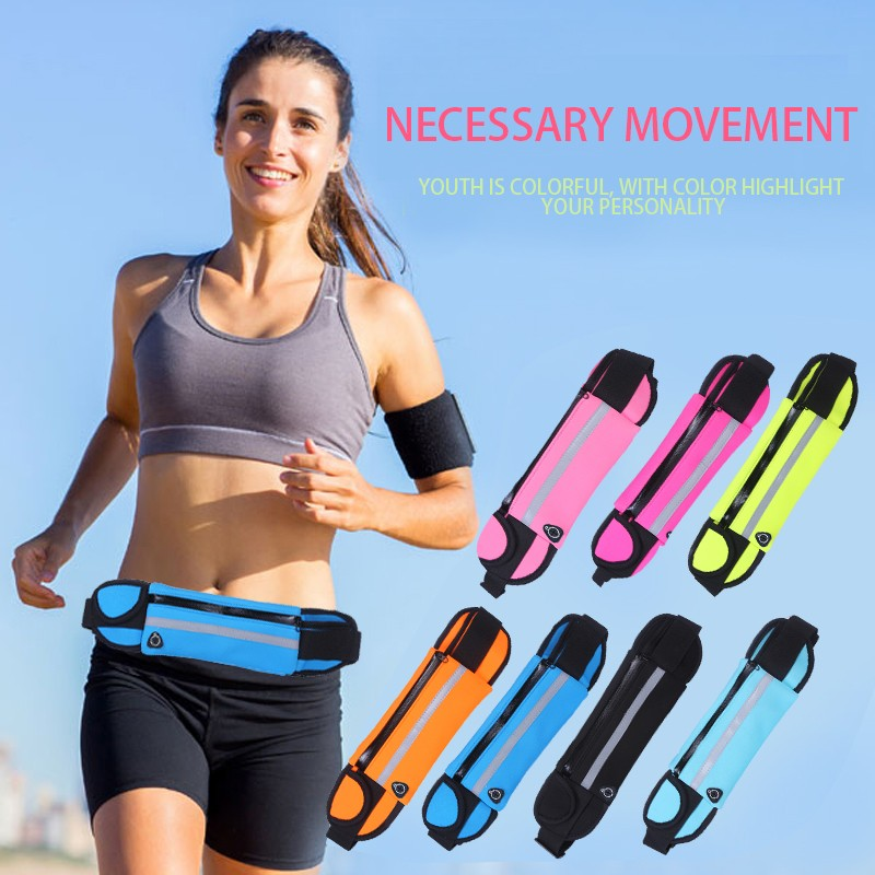 Wholesale Running Waist Pouch Wallet Neoprene Sport Mobile Phone Belt Waterproof dry Bag <strong>backpack</strong>