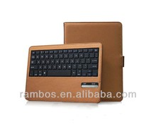 For ipad air Wireless Bluetooth Keyboard Case with Stand