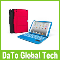 Ultra Thin Rechargeable Bluetooth Wireless Keyboard Cover For iPad Mini 2