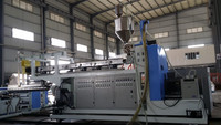 Woven Fabric Extrusion Laminating Machine