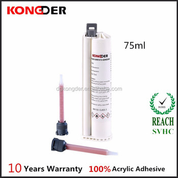 75ml Solid Surface Adhesive For Corian Adhesive With Gun