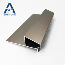 zhenghe kitchen cabinet handles aluminium profile for home furniture
