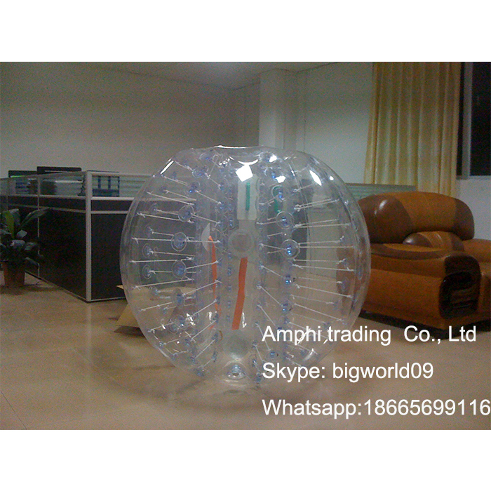 2015 sale inflatable bumper ball body ball body bounce grass ball for kids and adults