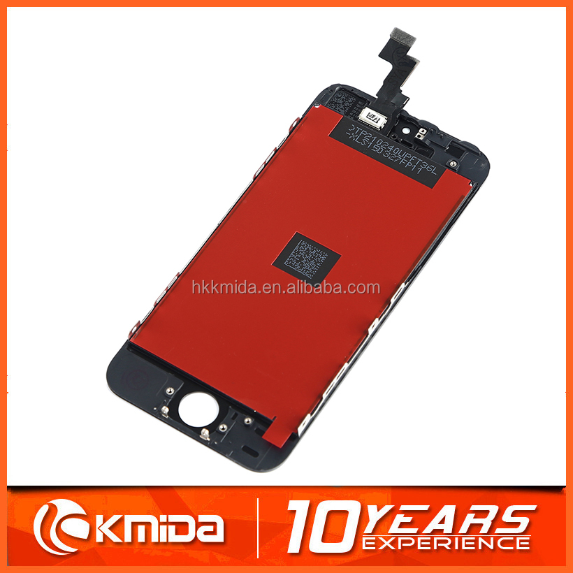 Top quality !!! for iphone 5 display lcd oem , replacement display for iphone 5 , for iPhone 5s LCD display DHL Ship