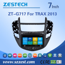 car audio system for Chevrolet TRAX 2013 audio system ATV BT radio A8 chipset