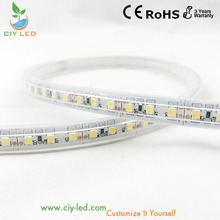 9.6 W/m CE, ROHS IP66 étanche flexible 3528 <span class=keywords><strong>LED</strong></span> light strip
