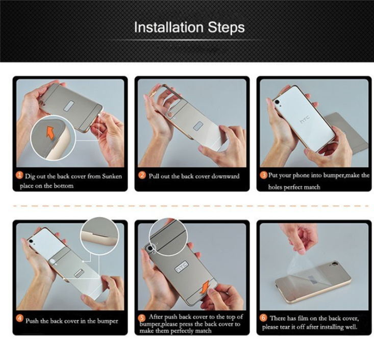 installation steps_