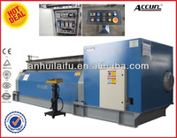 W11-6X2500mm colored steel sheet rolling machine with 3-roller