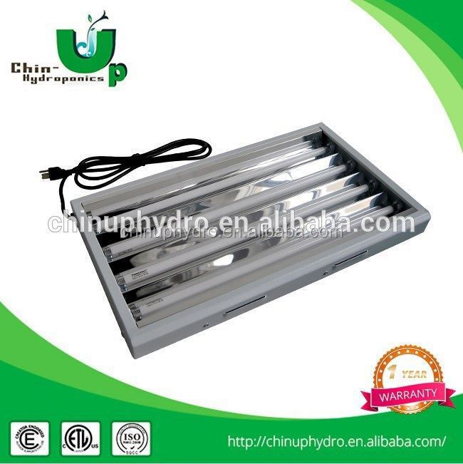 best quality hydroponics grow tent light fixtures/ fluorescent light t5/ t5 fluorescent hanging light