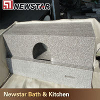 Newstar china granite stone kitchen countertop design