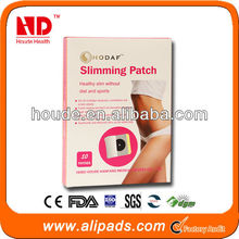 slimming patch with acupuncture needle