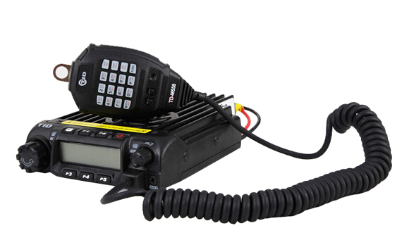 Wholesale TD-M558 two way 20w discount mobile walkie talkie