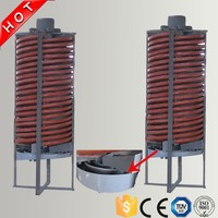 5LL-1500 Gravity Concentration Equipment Spiral Chute Separators
