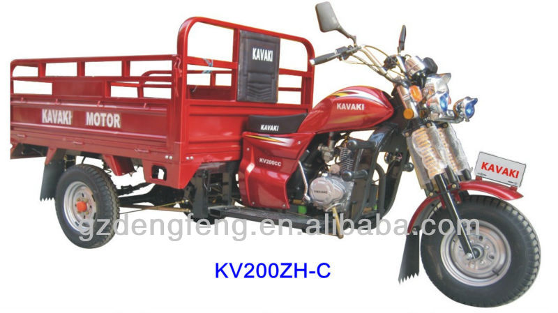 2013HOT Products 150CC&200CC MOTOR KV200ZH-C Factory direct sales Three wheel motorcyle