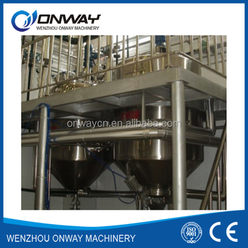 JCO Alcohol precipitation machine