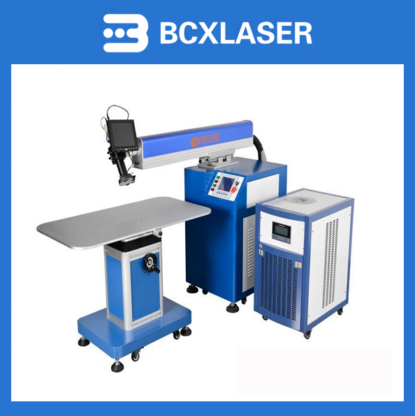wuhan bcxlaser 200w big discount mini yag laser welding machine for gold