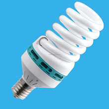 40w 65w 85w 105w 3500-10000k cfl full spiral outdoor energy saving lamp