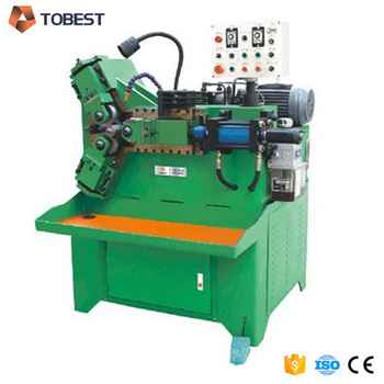 pipe threading machinery nut bolt manufacturing machinery price
