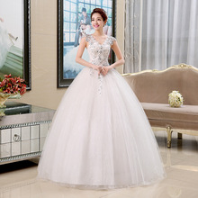 ZH1166G Alibaba Express China 2018 The Modern Style Wedding Dress For Bridal